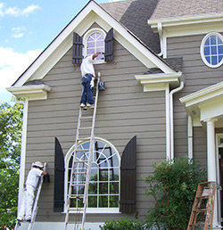 House Painting Enhances Value of Property | Huskers Painting
