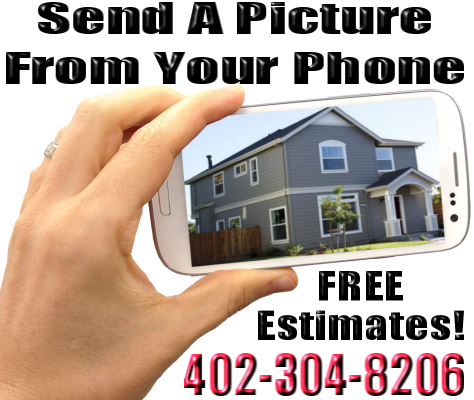Free Estimate: Send A Picture From Your Phone