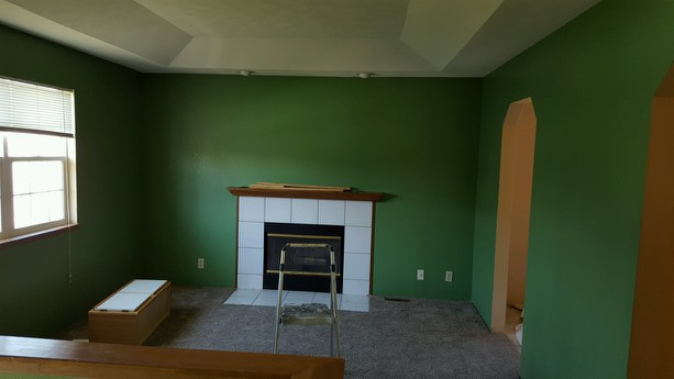 1058 West South Street Lincoln NE. Residential Interior