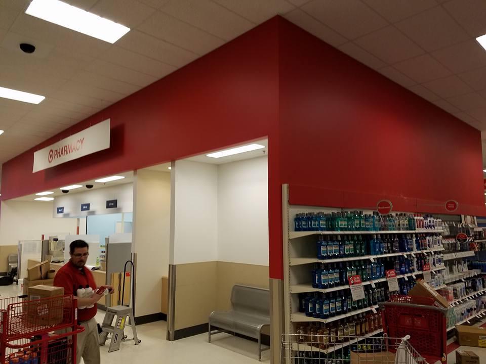Merveilleux Huskers Painting Services Commercial Interior: CVS Pharmacy 1250 K Plaza  Omaha, NE