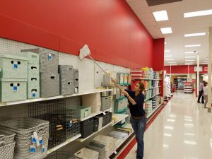 Huskers Painting Services Commercial Interior: CVS Pharmacy 1250 K Plaza Omaha, NE