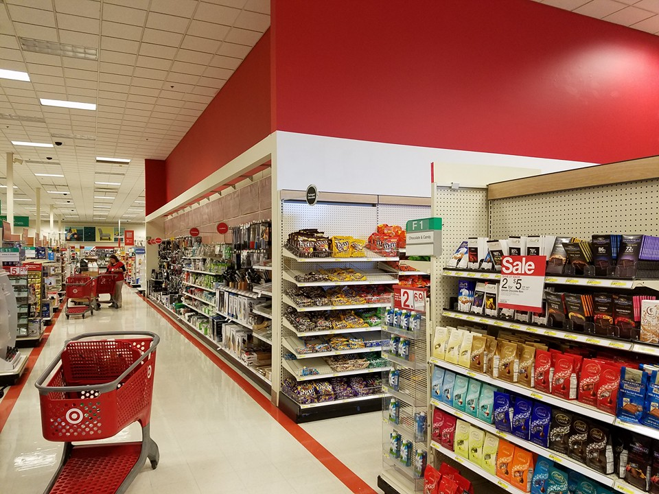 Huskers Painting   Commercial Interior: CVS Pharmacy 16959 Evans Plaza Omaha  NE