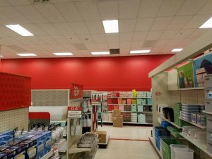 Huskers Commercial Painting: CVS Pharmacy 8201 South 40th. Street Lincoln, NE
